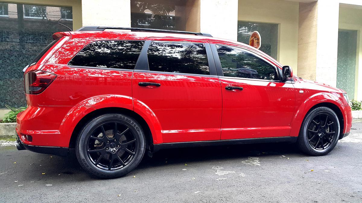 2016 Dodge Journey >> Custom rear diffuser - Exterior & Body - Dodge Journey Forum