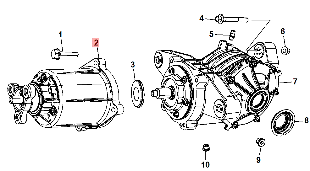 REAR CLUNK WHEN STARTING OFF AND TURNING LEFT OR RIGHT - Brake